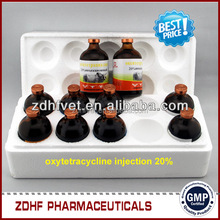 veterinary medicine manufacturers tetracycline Injection 20% looking for distribute agent