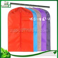 factory wholesale Non woven travel garment suit bag / suit covers / garment covers