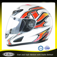 DOT china wholesale ABS cheap full face helmet for motorcycle B38