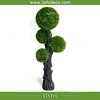 Artificial Topiary Grass Moss Ball Trees