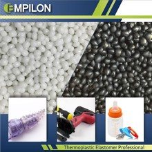 Hot Sell Hand tools and sex Toys raw materials by TPR recycling granules compounds SEBS base,TPR thermoplastic rubber