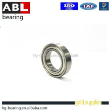 High precision fan parts bearing ball bearings