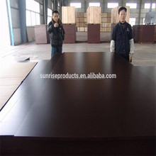 18mm construction brown film faced plywood cheap price