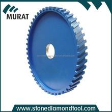 Diamond milling profile wheel for cnc grinding machine
