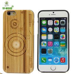 for iphone blank wooden back phone cover,blank wooden back phone cover for iphone6 plus