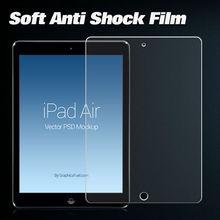 New products anti shock screen guard Anti shock screen protector for iPad mini/iPad Air