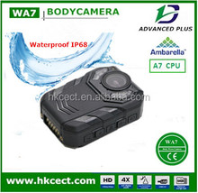 CCTV security worn 16mega AP function easy to body worn police camera recorder