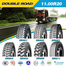 All steel Truck Tire, solid tire 1000R20 1100R20 1200R20 for Vietnam, Laos, Thailand DOT/GCC/ECE