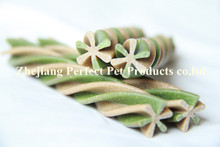 frozen pig ears(two-tone twisted hexagonal stick)