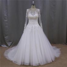 2015 elegant Saudi Arabia design sexy fishtail gown iridescent ag016 mermaid soft lace lightness wedding dress