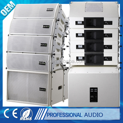 "OVS High Power Double 10"" Professional Line Array (LA10.10"
