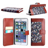 2015 hot-selling latest case for iphone 6 wallet cell phone case
