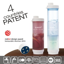 new product bpa free bpa free portable bio water filters jug
