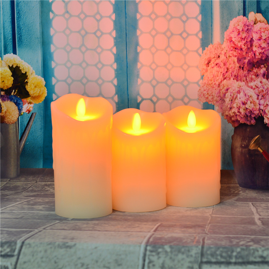 Remote Control Flameless Candles Home Decor Buy Remote Control Flameless Candles Flameless