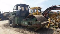 Used INGERSOLL-RAND COMPACTOR ROLLER SD150D for sale