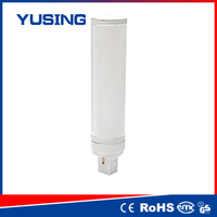Hot new products pl 9w 6400k light