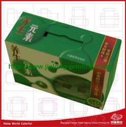 New creative and fashion design of paper packing box for high quality gift