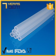 High quality china manufacturer clear silicone hose