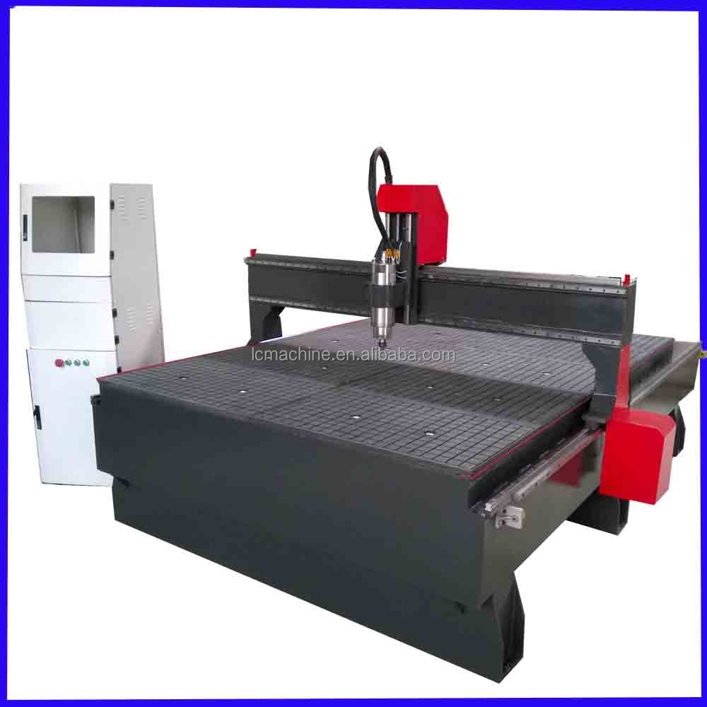 cnc aluminum machine