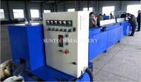 Glued steel fiber machine