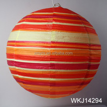 Fashional handmade excellent paper indian lanterns