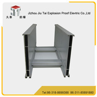 Good quality low price powder coating fiber reinforced plastic Cable tray/ cable bridge