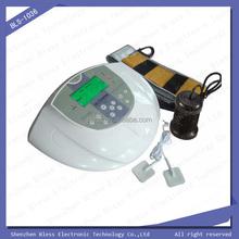 ce rohs onayladı elektrot stimülasyon iyonik ayak detoks makine
