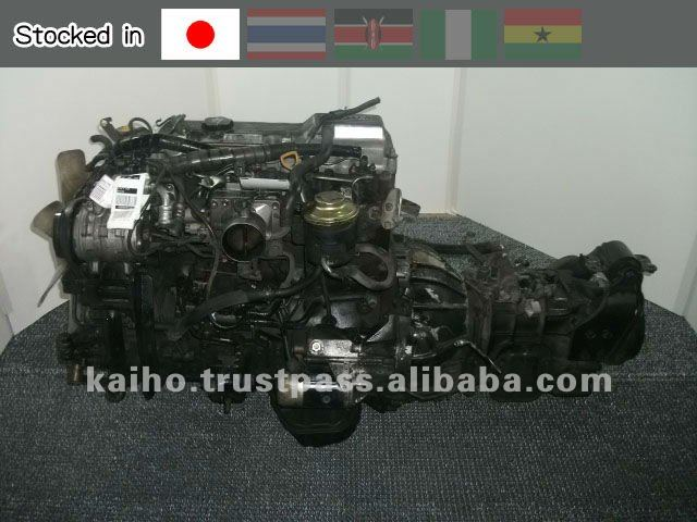 Used Toyota Diesel Engines From Japan
