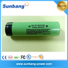 3.7v 18650 3400mah li-ion rechargeable batteries for AB ROCKET /Body Toner/Infusion pump