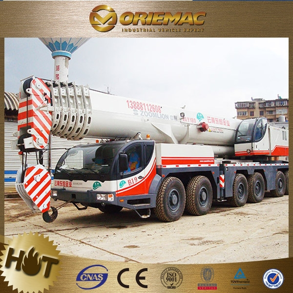Mobile Crane Dubai : China brand zoomlion qay dubai mobile crane all terrain