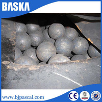 Chinese products wholesale grinding media forged steel ball for mining ball mill