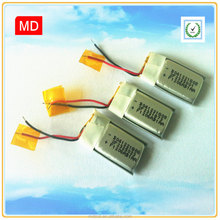 High quality 3.7V 1500mAh Small Rechargeable Li-Po Battery