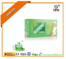 Chá verde Natural efeito de perda de peso produto de emagrecimento chá de ervas