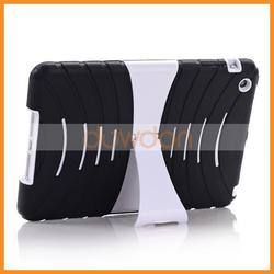 Black and White Combo Case for iPad Mini Hot Selling