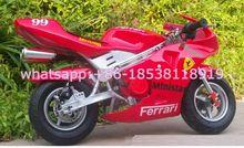 Cheap price 110cc super pocket bike for kids