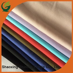 new popular china supplier woven plain 30x30 /68x68 dyed viscose fabric