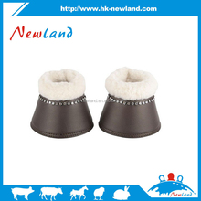 NL1336 horse equipments Over Reach horse boots with fleece protection