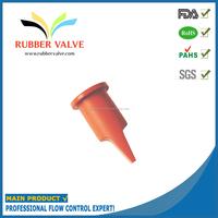 Mini Rubber duckbill check valve