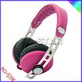 Amostras grátis e elegante fone de ouvido fone de ouvido, mais durável fone de ouvido com amostras grátis podem ser fornecidos