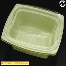 China supplier Disposable Plastic Bento Tray