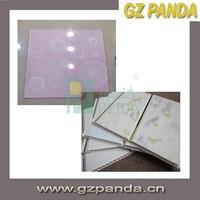 PVC Ceiling 600*600 MM Type GZ Panda PVC Ceiling Panel