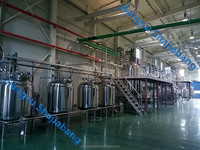 Complete Extraction Production Line for herbal and plant extracts
