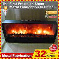 Customized butane fireplace for 2014