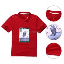 Hot sale Election quick drying T-shirt customize Men's T-shirt wholesale printing T-shirt