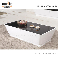 simple center table natural stone coffee table with dolphins J823A