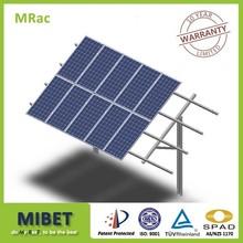 Ram Pile Ground Solar Pv Panel Mounting Holder