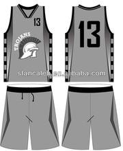 Stan Caleb Cheap reversible customize basketball wear, full sublimation printing basketball clothing