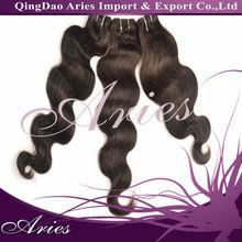 24 inch human hair weave extensions,Brazilain hair