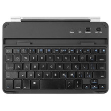 alibaba express hot sale aluminum wireless bluetooth keyboard cover for ipad mini