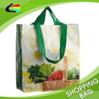 Double Handle Heavy Duty Extra Large Laminated Big Shopper Tote Bag